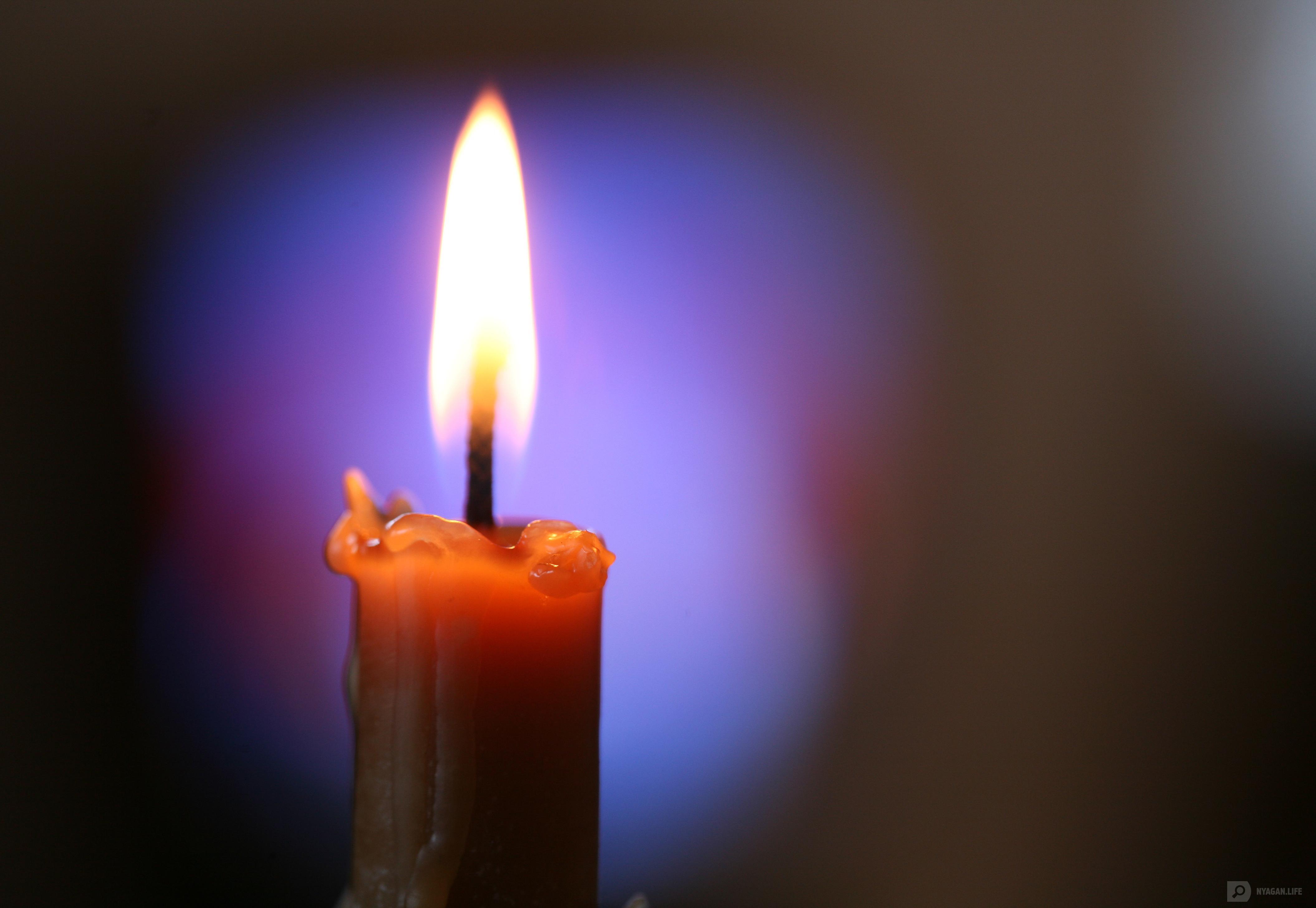 Свеча памяти горит в наших сердцах