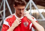 Сборная России представила форму, в которой футболисты сыграют на домашнем чемпионате мира 2018 года. ФОТО