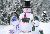 Аллея снеговиков появится в Ханты-Мансийске