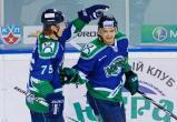 «Югра» опустилась на самое дно турнирной таблицы КХЛ