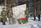 Няганцы почтили память российских воинов, исполнявших служебный долг за пределами Отечества. ФОТОРЕПОРТАЖ