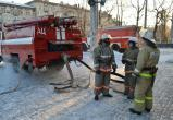 В каждом проверенном ТРЦ Сургутского района выявлены нарушения пожарной безопасности