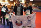 Няганские спортсмены заняли первые места в Первенстве ХМАО по тхэквондо