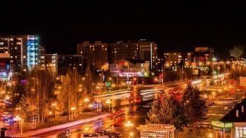 Нягань-мой город!
