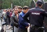 Полиция устроила облаву на нелегальных мигрантов в Лянторе
