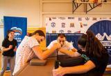 В Нягани состоялся городской турнир по армрестлингу среди учащихся