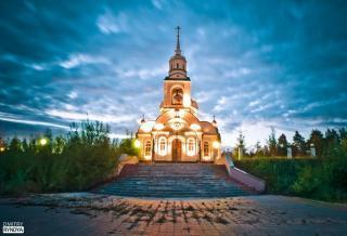 Церковь Алексия, митрополита Московского