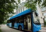В Сургуте выходит на маршрут первый в регионе электроавтобус