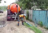 ОНФ взяли на контроль слив нечистот в Сургуте