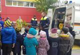 К няганским школьникам приехали спасатели. ФОТО
