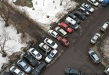 В Нягани усугубляется проблема нехватки парковочных мест