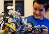 Школьники и дошколята Нягани создают чудо-роботов