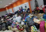 Погорельцам в Талинке оказана помощь в одежде, канцелярии и продуктах питания в полном объеме