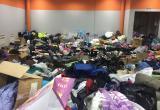 Сбор гуманитарной помощи для погорельцев в Талинке закрыт. ФОТО