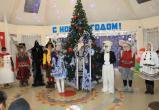 В Няганском Центре малочисленных народов Севера проходят новогодние утренники. ФОТОРЕПОРТАЖ