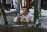 В Югре на Крещение в прорубь нырнули 51 тыс. жителей