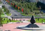 Наталья Комарова пригласила Владимира Путина в Когалым