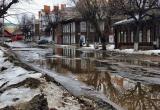 Нягань уже готовится к паводку: администрация и ГИБДД проверяют, как расчищены дороги