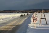 Ледовые переправы в Югре работают в штатном режиме