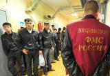 В Урае задержали 11 нелегалов