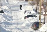 Справляются ли городские службы Нягани с уборкой снега?