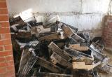 Стали известны подробности пожара на стройке в Нягани. ФОТО