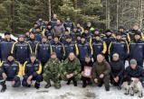 Спасатели Октябрьского района показали лучший результат в соревнованиях по спасательному многоборью