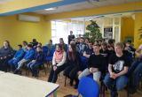 Школьники Нягани познакомились с профессиями пожарного и спасателя. ФОТО