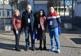 Четыре представителя Няганского Технологического колледжа приняли участие в международном семинаре в Германии