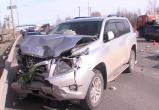 Пьяный водитель устроил массовое ДТП в Сургуте. ФОТО