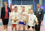 Вартовчанин завоевал золото на Кубке мира по пара пауэрлифтингу