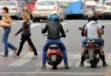 В Отделе ГИБДД Нягани напомнили о ПДД для водителей мототранспорта, скутеров и велосипедистов