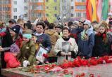 Нягань празднует 74-ю годовщину Великой Победы. ФОТО, ВИДЕО