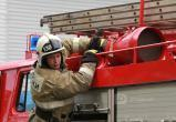 Определён победитель соревнований по пожарно-строевой подготовке в Октябрьском гарнизоне. ФОТО
