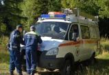 В Нягани спасатели освободили девочку, застрявшую в перилах лестничной клетки