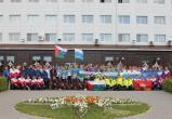 Команда центра «Патриот» из Нягани заняла 3 место в соревнованиях «Школа безопасности»
