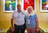 Семья Рачинских из Нягани награждена медалью «За любовь и верность»