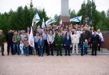 Няганцы празднуют день Военно-Морского Флота. ФОТО