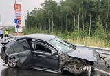 В ДТП на трассе «Сургут-Нижневартовск» погибла женщина-пассажир. ФОТО