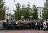 В день ВДВ в Нягани торжественно открыли сквер им. В. Ф. Маргелова