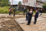 Администрация Нягани проинспектировала ремонт дорог и тротуаров