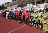 Команда Нягани заняла 4 место в XV Всероссийских соревнованиях «Школа безопасности». ФОТО