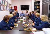 Сборная пенсионеров Югры отправляется из Нягани в Уфу на VI Спартакиаду пенсионеров России