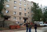 Эксперты назвали причину обрушения парапета у дома в Мегионе