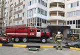 В Нягани прошли пожарно-тактические учения в 16-этажном доме. ФОТО