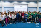 Глава Минприроды и губернатор Югры провели в ЮГУ открытый урок экологии