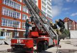 В Югре определили лучшее подразделение федеральной противопожарной службы
