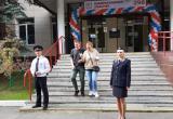 Полицейские обеспечили порядок и безопасность в Единый день голосования