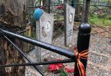 Инициативная группа в Нягани за три дня обнаружила более 25 могил ветеранов ВОв