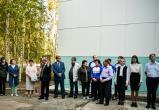 В Нягани на средства гранта от СИБУРа отремонтировали школьный бассейн